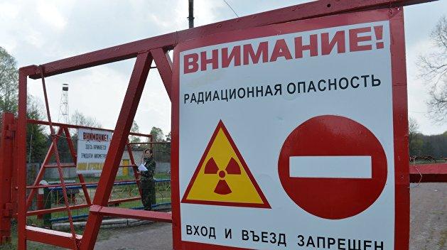 В Кировоградской области разворовали свалку радиоактивных отходов
