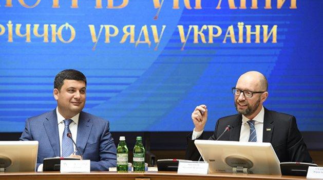 Политолог: Гройсман поддержит «Народный фронт», который осенью уйдет в оппозицию