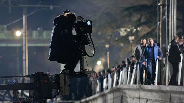 У властей Украины попросили показать фильм «Крым»