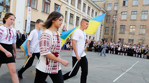 Украина: бунт нацменьшинств за право учиться на родном языке