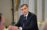 СМИ: Сурков с Волкером встретятся на Балканах