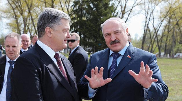 Погребинский: Лукашенко может попросить Украину помочь в связях с ЕС