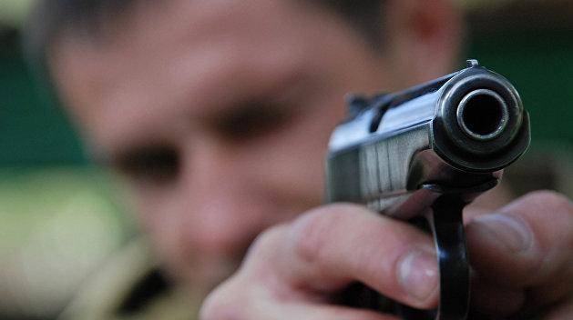 Бывший украинский разведчик устроил стрельбу в Киеве