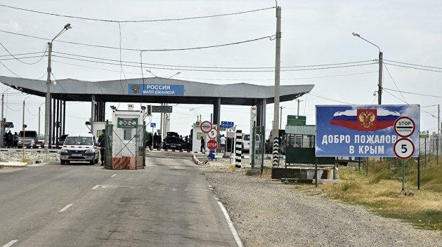 В Крыму усилят охрану границы с Украиной