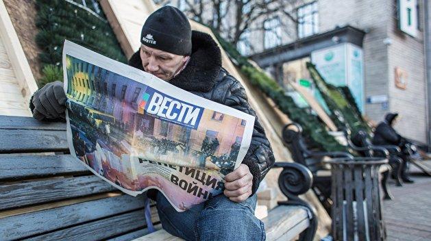 Украинские власти хотят выставить на улицу редакцию «Вестей»
