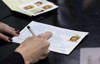 Жебривский опасается, что двойное гражданство населения уничтожит Украину