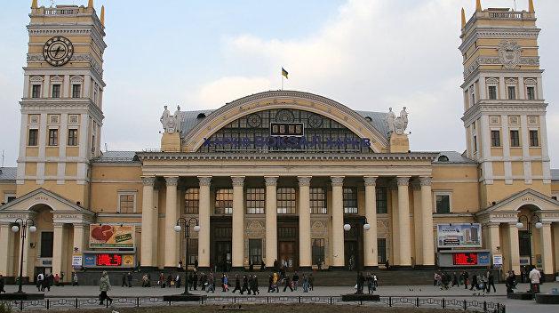 8 марта по Харькову проедет старинный поезд