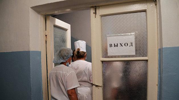 Киев беззащитен перед ботулизмом