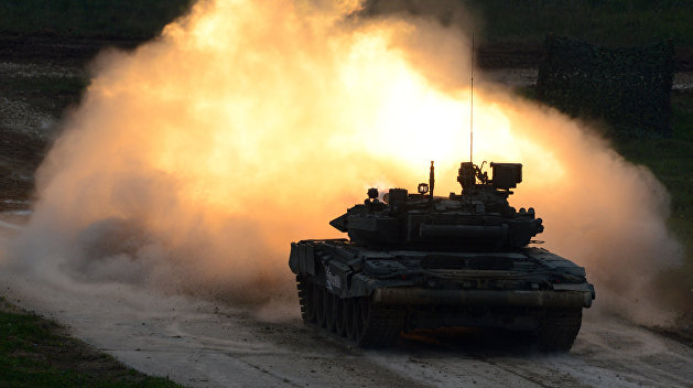«Взгляд»: Новым продажам российских танков способствует операция в Сирии
