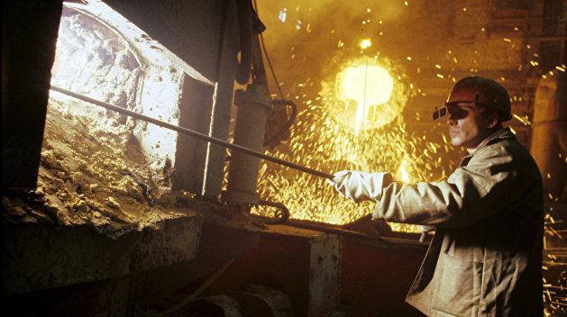 Украина потеряла позиции в мировом рейтинге производителей стали
