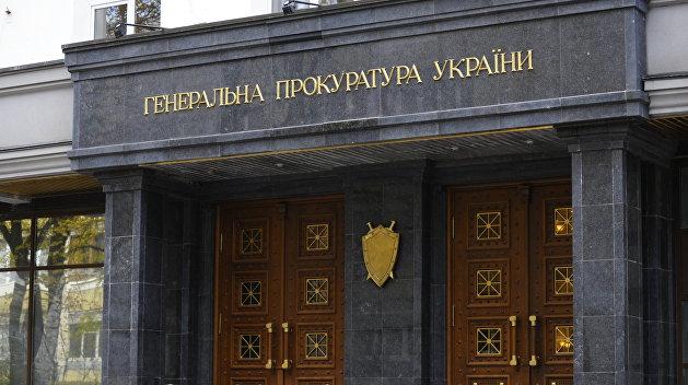 НАБУ допрашивает прокурора сил АТО