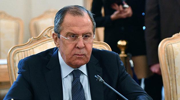 Лавров призвал Запад настойчивее добиваться выполнения Минских соглашений