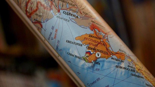 Глобусы с российским Крымом пользуются спросом во Франции