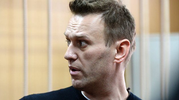 Названа причина задержания Навального