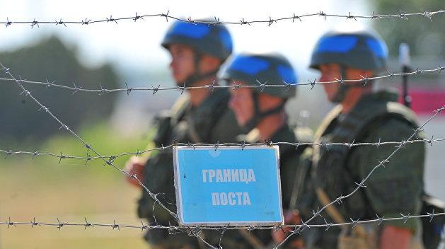 Парламент Молдавии потребовал вывода российских войск с территории Приднестровья