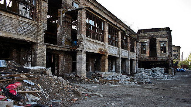 Содержание ртути на заводе в Киеве превысило норму в 30 раз