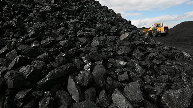 Минэнерго: 80% угля в 2017 году Украина закупила в России