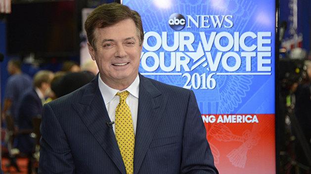 CNN: ФБР прослушивало Манафорта до и после президентских выборов
