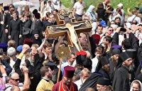 Украинская православная церковь популярнее любой политической партии Украины