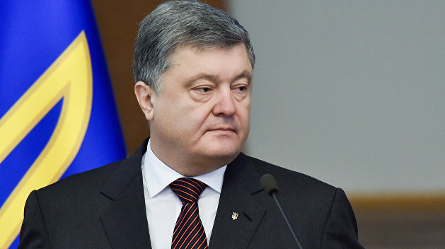 Саакашвили угрожает Порошенко свержением