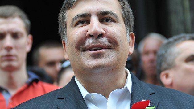 Саакашвили готовится жить в транзитной зоне аэропорта «Борисполь»