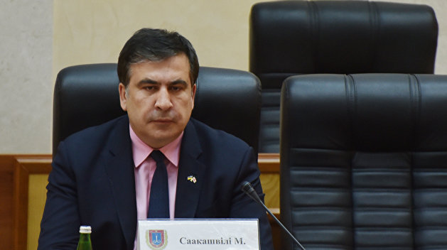 Скубченко: Саакашвили получил то, чего сам желал Медведчуку