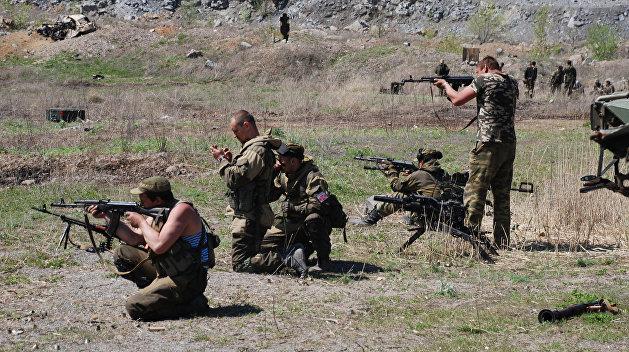 Российский актер стал добровольцем украинской армии в Донбассе