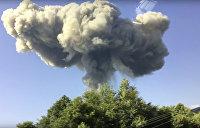 Украина взрывоопасная: почему горят склады с оружием