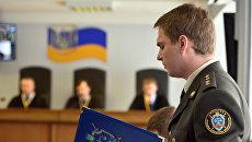 Вихри враждебные: Судьи Украины запоют свой гимн