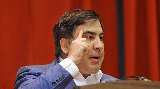 С гражданством или без: Cаакашвили не уедет из Украины