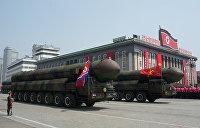 Ким Чен Ын пообещал не будить президента Южной Кореи ядерными ракетами