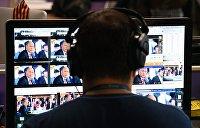 Киев собирается блокировать вещание российских телеканалов в Донбассе