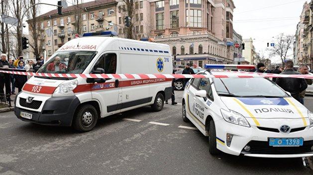 На месте взрыва в Киеве обнаружили бомбу