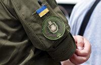 На украинских нацгвардейцев завели дело за советскую символику