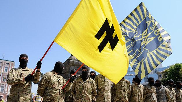 В Киеве инженеров «Азова» выгнали с завода