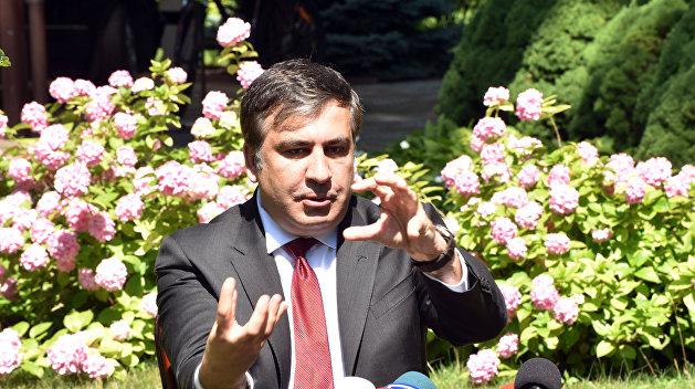 Саакашвили обвинил Россию в подготовке захвата Белоруссии