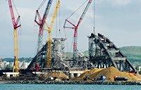 Киев хочет заставить Россию заплатить за Керченский мост