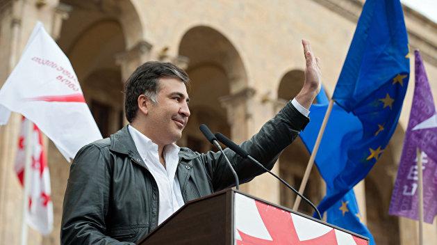 Саакашвили возмущен пророссийской позицией Грузии в ПАСЕ
