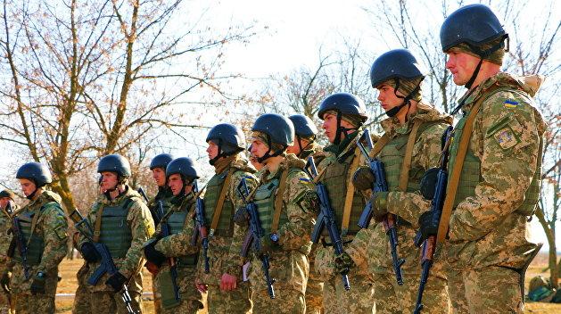 РИА ФАН: На Украине стартовала скрытая мобилизация в АТО