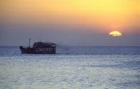 В Атлантике пропало судно с украинцами на борту – МИД Украины