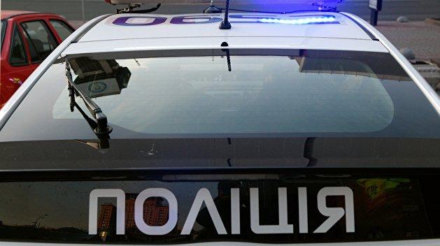 Под Одессой у полицейских отобрали автомобиль