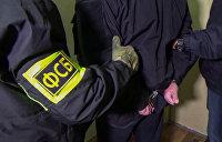 В Крыму задержали украинца за хранение оружия и наркотиков