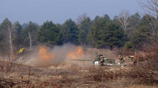 ДНР: ВСУ открыли огонь по Ясиноватой