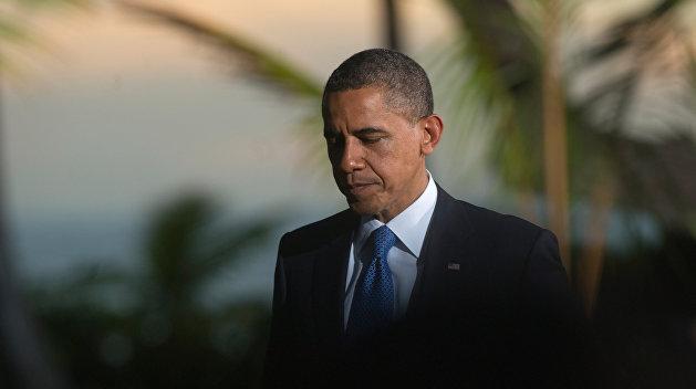 Дело пахнет керосином: Обама спешит на помощь американским демократам
