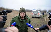 ДНР: Украинские диверсанты убили ополченца и захватили пленного