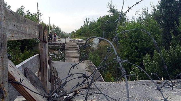 Президент Латвии Раймондс Вейонис посетит линию соприкосновения в Донбассе