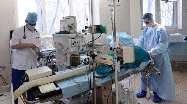 Украинские нейрохирурги провели уникальную операцию на мозге