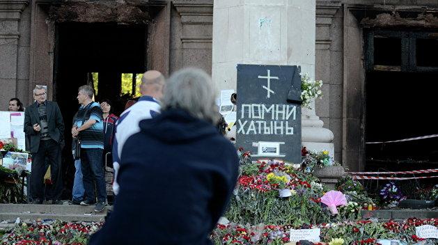 Корнилов: Из РФ депортировали жертву «Одесской Хатыни»