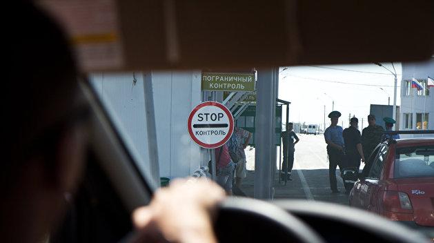 Крымские пограничники задержали двух украинцев, объявленных в розыск