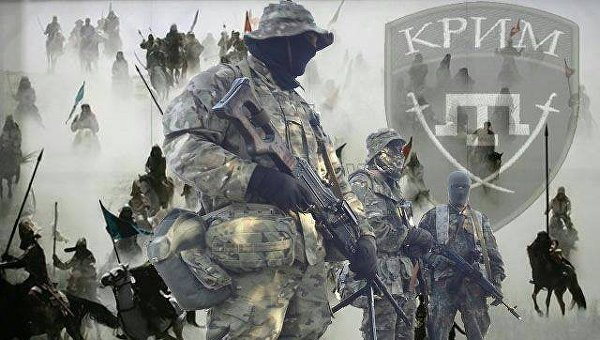 Херсонщина становится новым Крымским ханством